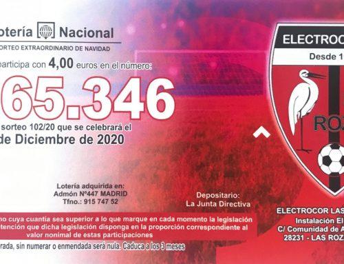 LOTERÍA DE NAVIDAD 2020 ¡NO TE QUEDES SIN ELLA!