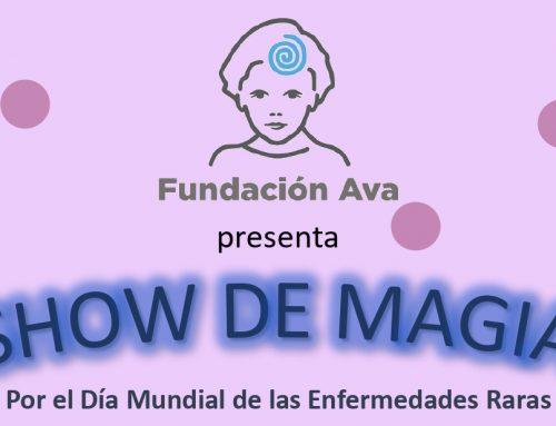 Evento de Magia 2021   Fundación Ava